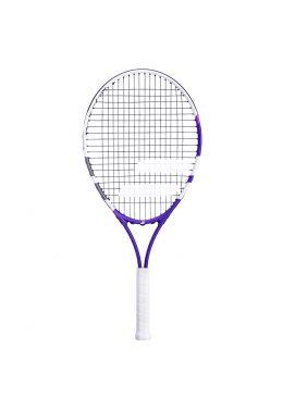 Теннисная ракетка детская 7-10 лет Babolat JUNIOR 25 WIMBLEDON