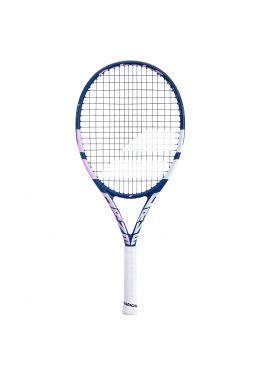 Теннисная ракетка детская профессиональная Babolat PURE DRIVE JUNIOR 25 GIRL