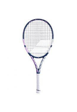 Теннисная ракетка детская профессиональная Babolat PURE DRIVE JUNIOR 26 GIRL