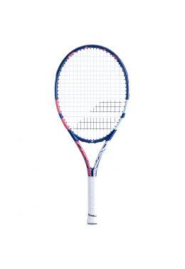 Теннисная ракетка детская 7-10 лет Babolat DRIVE JUNIOR 25 GIRL