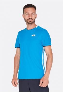 Футболка для тенниса мужская Lotto SQUADRA TEE PL