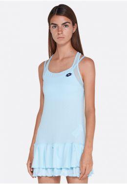 Теннисное платье женское Lotto TOP TEN W DRESS PL