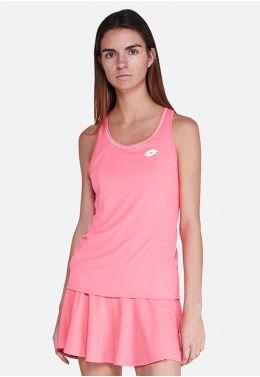 Майка для тенниса женская Lotto SQUADRA W TANK PL