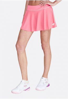 Теннисная юбка женская Lotto TENNIS TEAMS SKIRT PL W