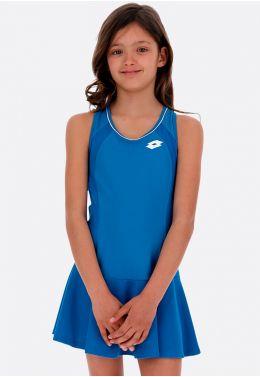 Теннисное платье детское Lotto SQUADRA G DRESS PL