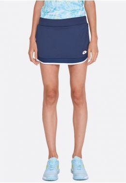 Теннисная юбка детская Lotto SQUADRA G SKIRT PL