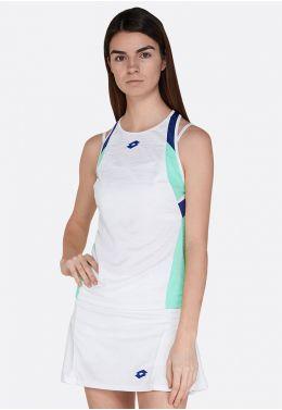 Майка для тенниса женская Lotto TOP TEN W II TANK PL