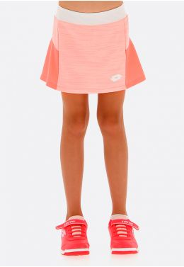 Теннисная юбка детская Lotto TOP TEN G II SKIRT PL