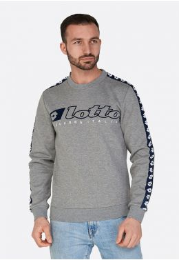 Реглан мужской Lotto ATHLETICA DUE SWEAT RN MEL PL