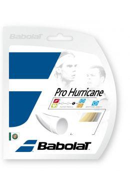 Теннисные струны для ракетки Babolat PRO HURRICANE 12M (Комплект,12 метров)
