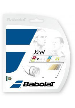 Теннисные струны для ракетки Babolat XCEL 12М (Комплект,12 метров)