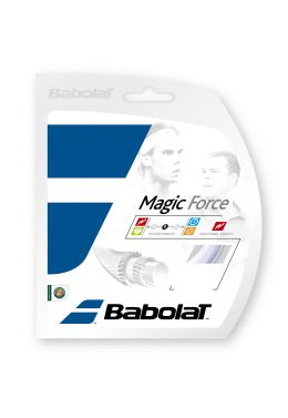 Теннисные струны для ракетки Babolat MAGIC FORCE 40\' (Комплект,12 метров)