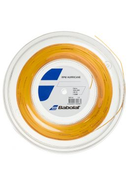 Теннисные струны для ракетки Babolat RPM HURRICANE 200M (Бобина,200 метров)