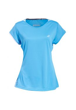 Футболка для тенниса детская Babolat PERF CAP SLEEVE TOP GIRL