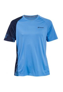 Футболка для тенниса мужская Babolat PERF CREW NECK TEE MEN
