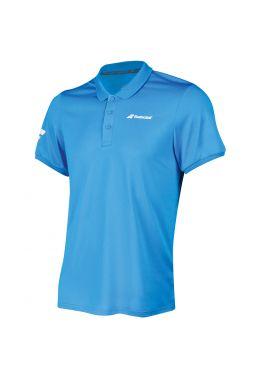 Тенниска для тенниса мужская Babolat CORE CLUB POLO MEN