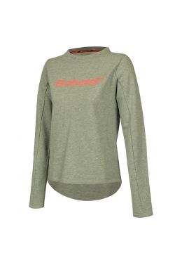 Реглан женский Babolat CORE SWEATSHIRT WOMEN