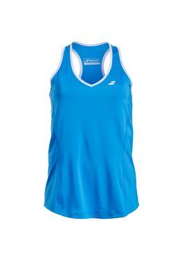 Майка для тенниса женская Babolat CORE CROP TOP WOMEN