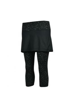 Теннисная юбка леггинсы 3/4 женская Babolat CORE COMBI S+C WOMEN