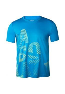 Футболка для тенниса мужская Babolat EXERCISE BIG BABOLAT TEE MEN