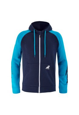 Худи мужская Babolat DRIVE HOOD JACKET MEN