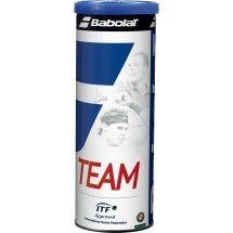 Мячи теннисные Babolat TEAM X4 (Банка ,4) 502035/113