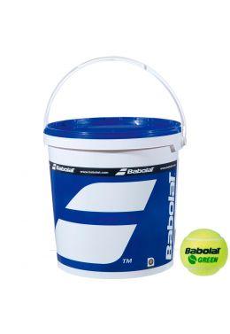 Мячи теннисные Babolat GREEN BOX X72 (Ведро,72)