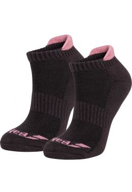 Носки спортивные Babolat INVISIBLE 2 PAIRS WOMEN (Упаковка,2 пары)