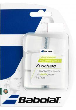 Намотка на ракетку Babolat ZEOCLEAN OVERGRIP X3 (Упаковка,3 штуки)