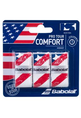 Намотка на ракетку Babolat OVERGRIP X3 (JP - US - FR) (Упаковка,3 штуки)