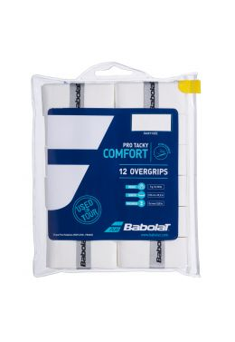 Намотка на ракетку Babolat PRO TACKY OVERGRIP X12 (Упаковка,12 штук)