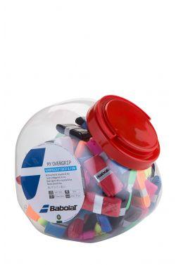 Намотка на ракетку Babolat MY OVERGRIP X70 (Упаковка,70 штук)