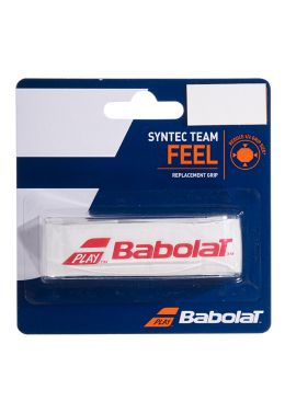 Ручка для ракетки Babolat SYNTEC TEAM X1 (1 штука)