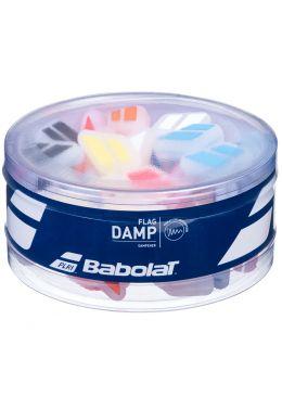 Виброгаситель Babolat FLAG BOX X50 (Упаковка,50 штук)