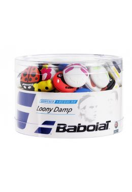 Виброгаситель Babolat LOONY DAMP BOX Х75 (Упаковка,75 штук)
