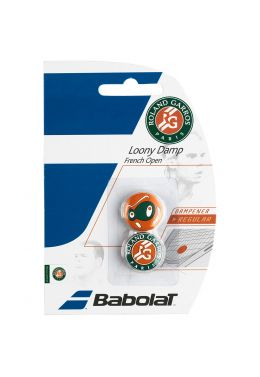 Виброгаситель Babolat LOONY DAMP RG/FO X2 (Упаковка,2 штуки)