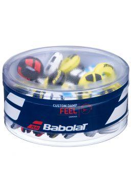 Виброгаситель Babolat CUSTOM DAMP BOX X48 (Упаковка,48)