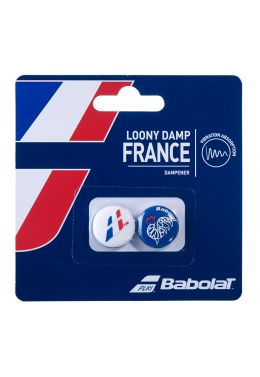 Виброгаситель Babolat LOONY DAMP FRANCE X2 (Упаковка,2 штуки)