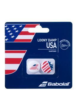 Виброгаситель Babolat LOONY DAMP US X2 (Упаковка,2 штуки)