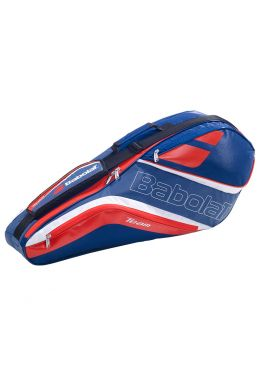 Чехол для бадминтонных ракеток Babolat RH X4 BAD TEAM LINE (4 ракетки)