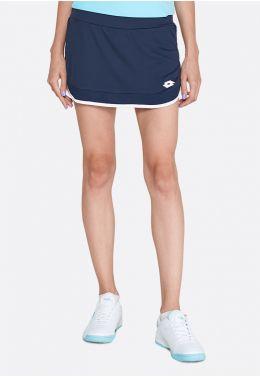 Теннисная юбка женская Lotto SQUADRA W SKIRT PL