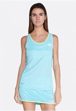 Майка для тенниса женская Lotto SHELA II TANK W